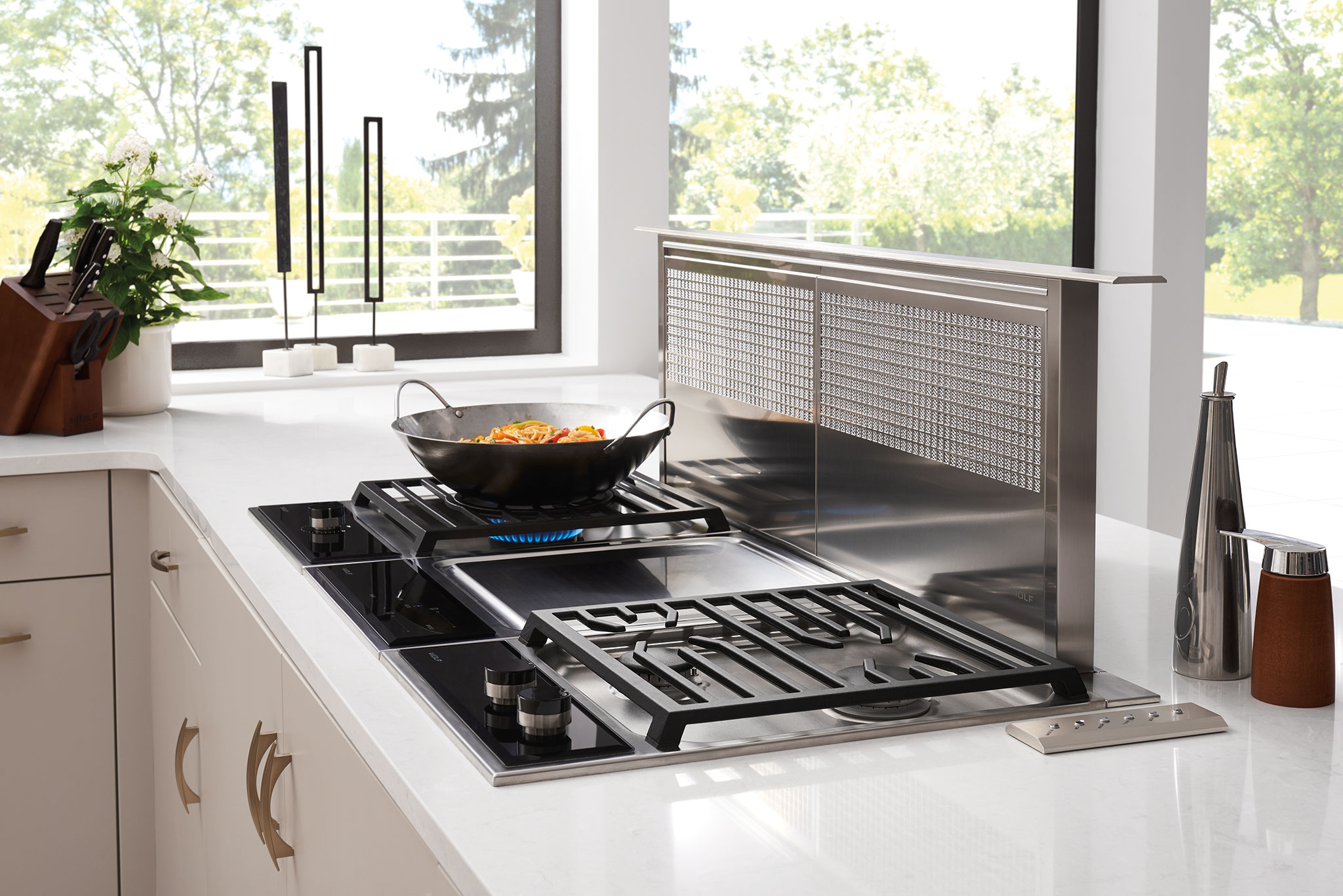 Wolf Module Cooktops Arizona Wholesale Supply