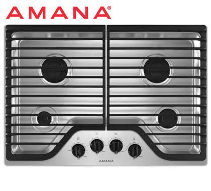 AWS Sells Amana Cooktops