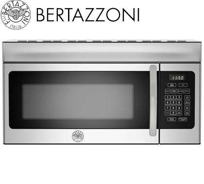 AWS Sells Bertazzoni Microwaves