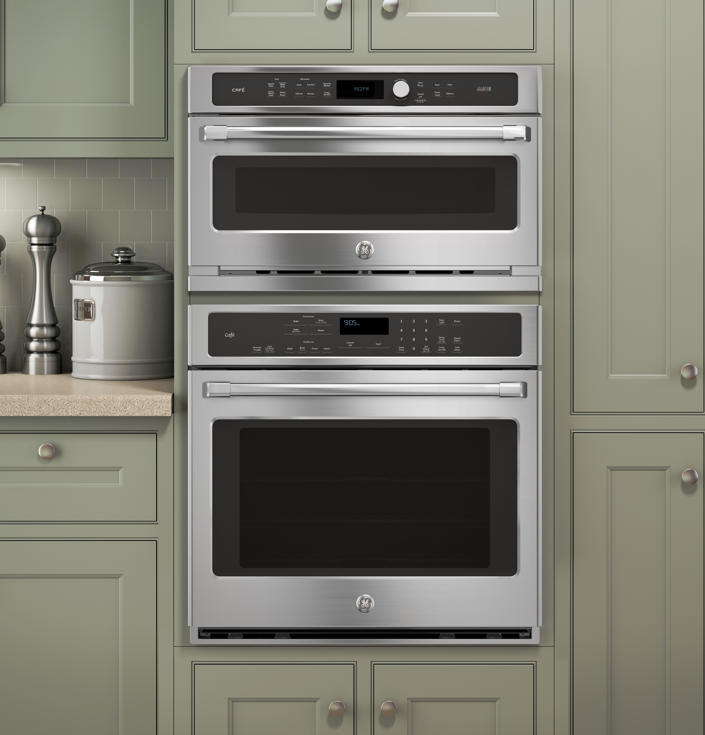 Ge Cafe Wall Ovens Cooking Appliances Arizona Wholesale Supply