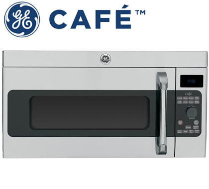 AWS Sells GE Cafe Microwaves