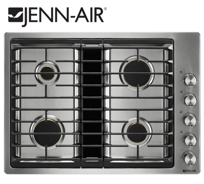 AWS Sells JennAir Cooktops
