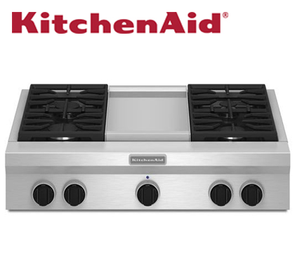 AWS Sells KitchenAid Rangetops