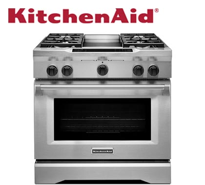 AWS Sells KitchenAid Ranges