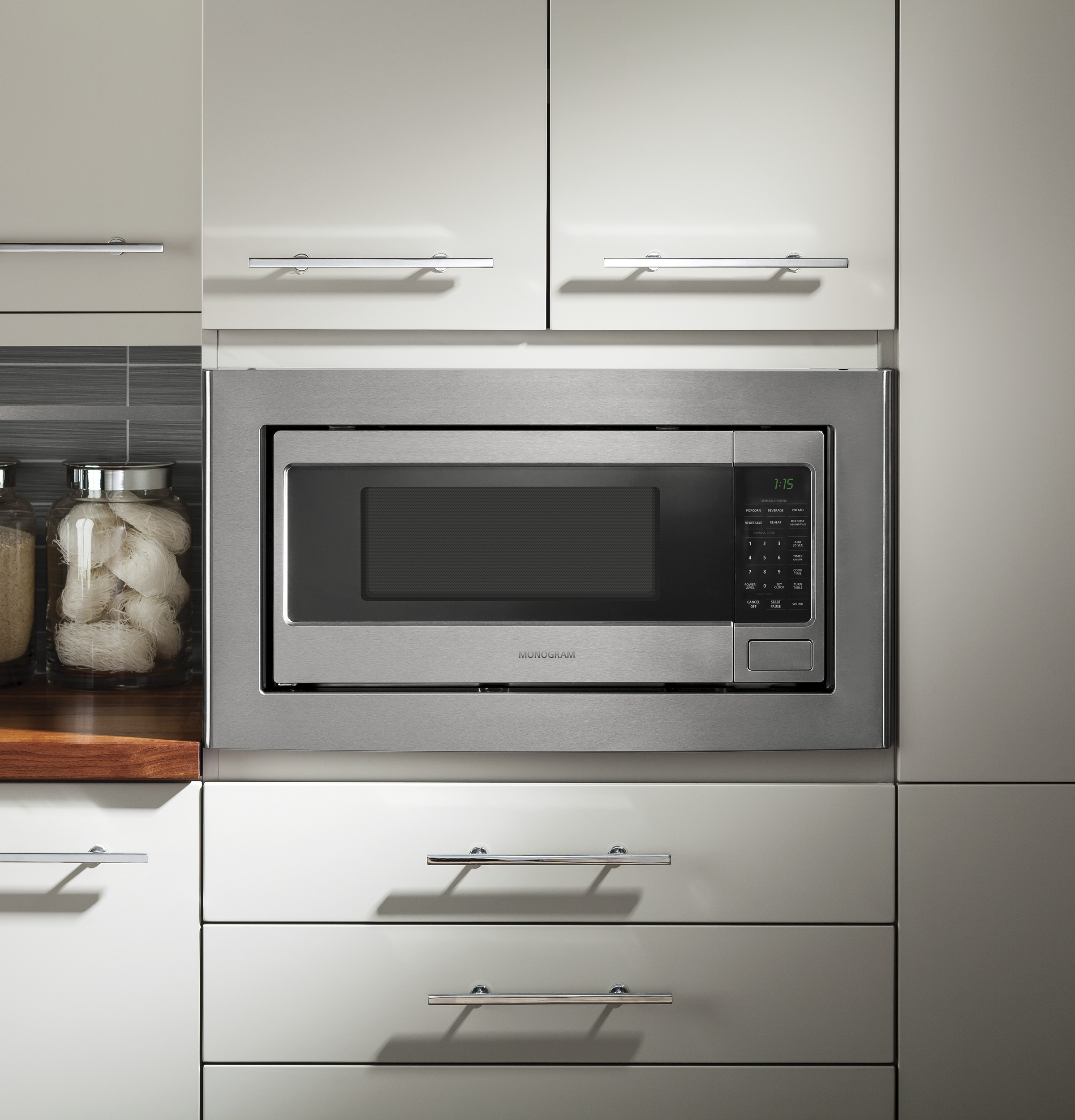 Monogram Microwaves