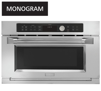 AWS Sells Monogram Microwaves