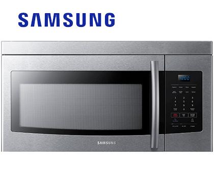 AWS Sells Samsung Microwaves