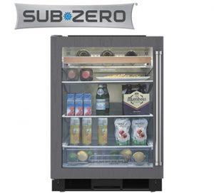 AWS Sells SubZero Undercounter