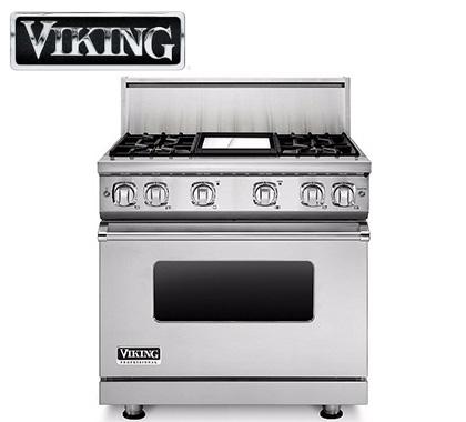 AWS Sells Viking Ranges