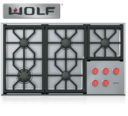 AWS Sells Wolf Cooktops