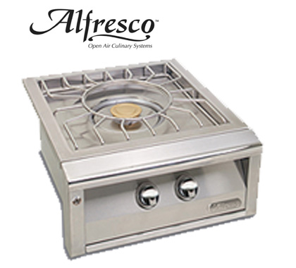 AWS Sells Alfresco Outdoor Side Burner