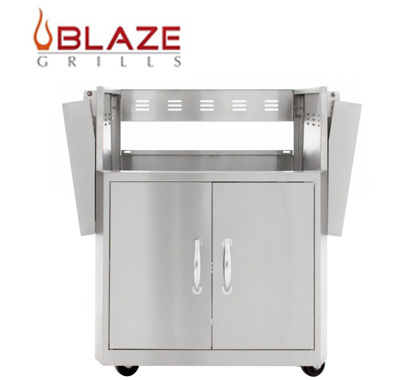 AWS Sells Blaze Outdoor Grill Carts