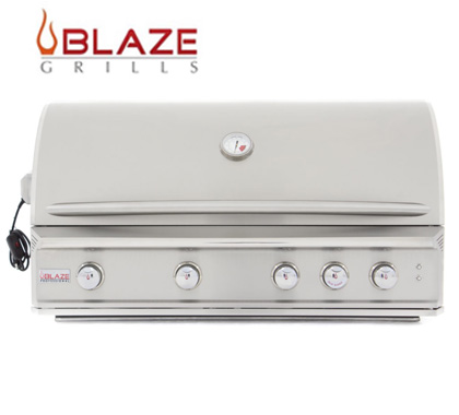 AWS Sells Blaze Outdoor Grills