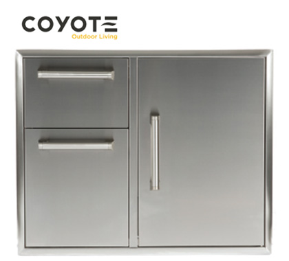 AWS Sells Coyote Outdoor Storage