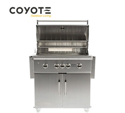 AWS Sells Coyote Outdoor Grill Carts