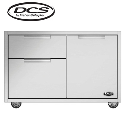 AWS Sells DCS Outdoor Grill Carts