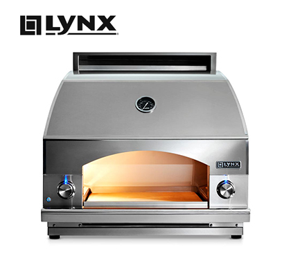 AWS Sells Lynx Outdoor Pizza Oven