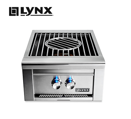 AWS Sells Lynx Outdoor Side Burners