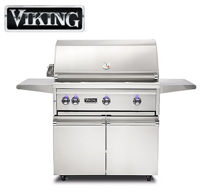 AWS Sells Viking Outdoor Grill Carts