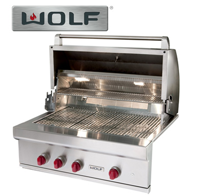 AWS Sells Wolf Outdoor Grills