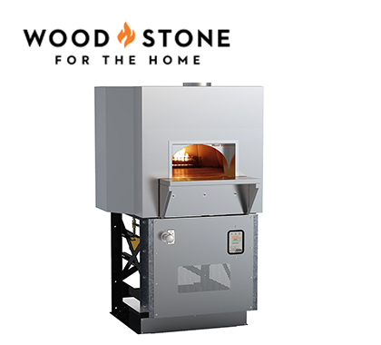 AWS Sells WoodStone Outdoor Pizza Oven